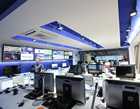 TV9 HEADQUARTERS (Newsroom)