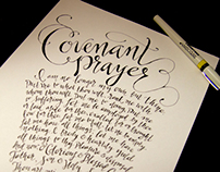 wesleyan covenant prayer