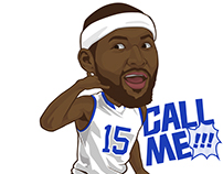 "Demarcus Cousins ""CALL ME !!!"""