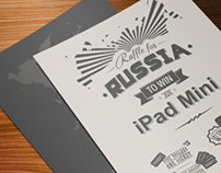 Russia Flyer