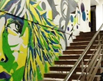 wall mural U2opia