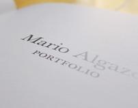 Mario Algaze: Portfolio
