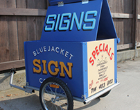 Mobile Sign Painting Kit