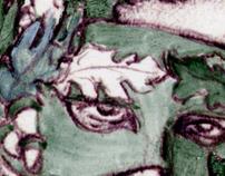 """William Shakespeare's """"The Tempest""""//Costume Design"""