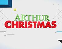 ARTHUR CHRISTMAS // Cartoon Network