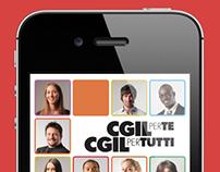 CGIL Piemonte - Mobile App