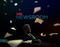 'The Newsroom' Title Sequence