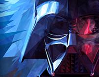 Darth Vader / Cubismo