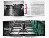 Urban Magazine Template