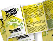 Flyer Young 'n Town Festival 2012