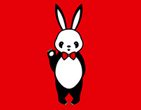 The Panda Rabbit Gifs