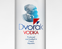 DVORAK VODKA