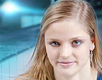 Simona Baumrtova The best European swimmer