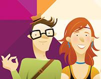 Plaquette étudiante - Mutuelle