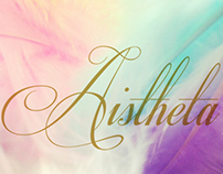 Aistheta Exhibition Invites