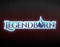 LegendBorn - Logo