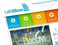 LetsMove Website Concept