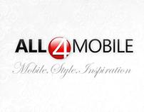 All 4 mobile - eshop