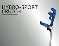 Hybro-Sport Crutch
