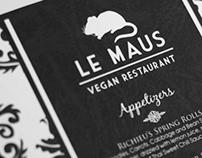 Le Maus - Vegan Restaurant