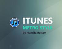 iTunes - Metro Style