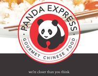 Panda Express Ad