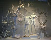 FASHION EMPIRE 2011 витрины цум москва