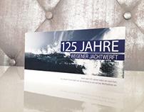 125 Jahre Wegener Jachtwerft