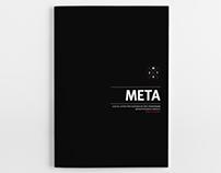 Meta / Typographic Booklet
