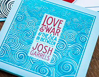 Love & War & The Sea In Between — CD