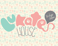 { Graduation project } LUKATE's House - Petshop & Cofe