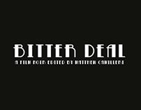 Bitter Deal