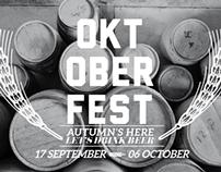 Oktoberfest concept work.