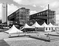 """""""1. Deutscher Entwicklungstag, Berlin"""" AUFBAU"""