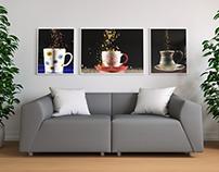 Tea Photo Series