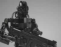 Robot Study (w.i.p.)
