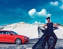 Poppy for Audi