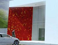 Tiling Company HQs Render, Managua