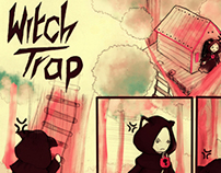 Witch Trap - Silent Comic