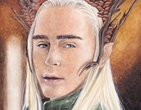 Thranduil the Elven King