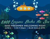 SOSS Freshmen Welcoming Night