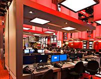 NBC/MSNBC HEADQUARTERS (Newsroom)