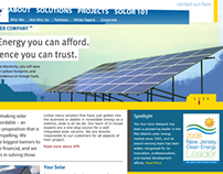 SunFarm Network Website