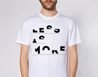 Typographic T-shirt