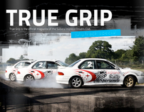 True Grip Magazine | Track Special | July