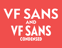 VF Sans® Finally set free.