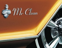 Mr. Clean Brand Rejuvenation