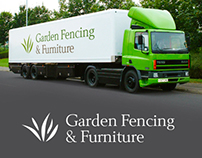 Garden Fencing & Furniture | Branding, Print & Website