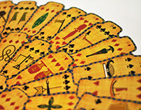 Egyptian Playing Card