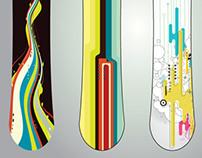 Max's Snowboard